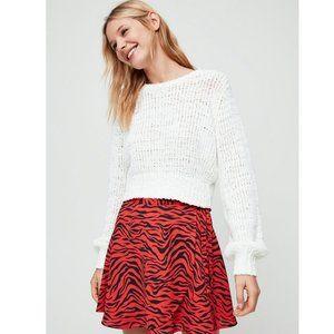 NWOT Aritzia Sunday Best Maisel Cropped Sweater